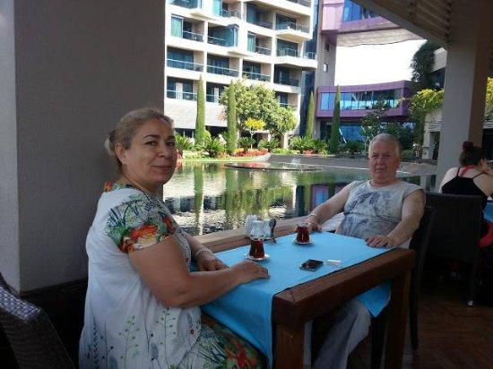 Urgup Kaya Hotel Foto