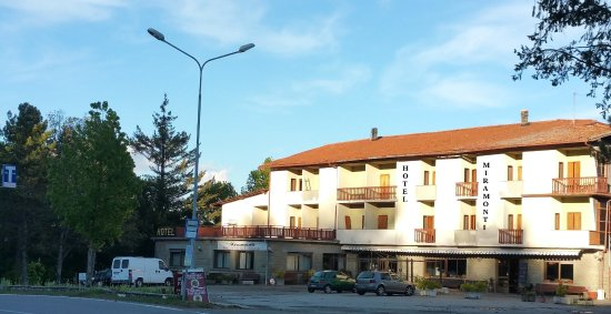 Montemignaio, Italy: Hotel Ristorante Miramonti