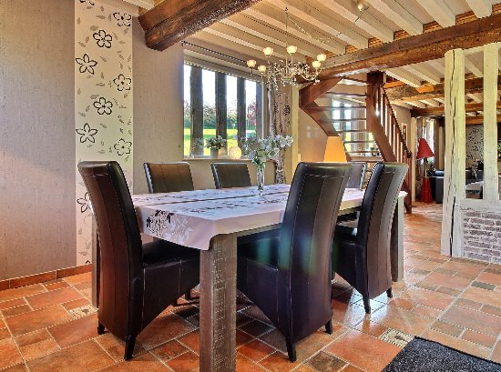 Les Champeaux, فرنسا: Cottage Demoiselle