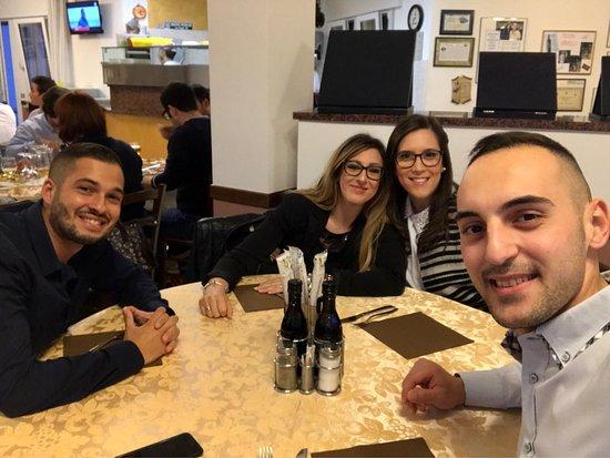 Oderzo, Italia: Ristorante pizzeria Nuovo Ronche