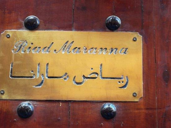 Bilde fra Riad Marana