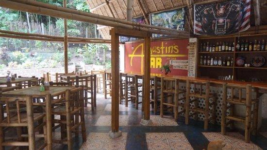 Jagna, Filipinas: Augustin's Bar