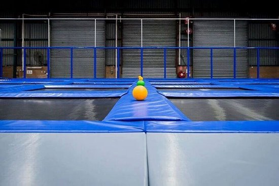 Chirnside Park, Austrália: Air Action Trampoline Centre