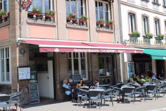 """""""La cigogne"""" hôtel restaurant à Munster"""
