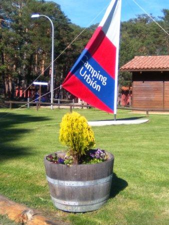 Abejar, España: Camping Urbion