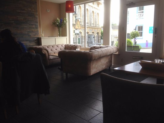 Narberth, UK: Inside the Restaurant