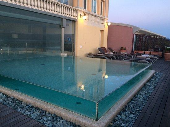 Piscina Sul Tetto.Piscina Sul Tetto Picture Of Grand Hotel Palazzo