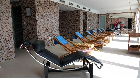 Oprtalj, Croatia: Spa, saunas, jacuzzi