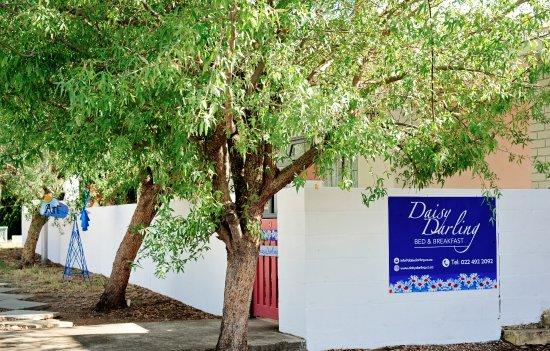 Darling, Sudáfrica: Entrance