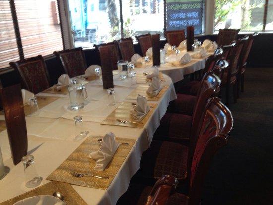 Greater Wellington, New Zealand: Big Elephant Thai Restaurant