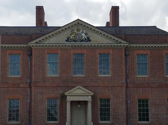 New Bern, NC: Tyron Palace tour
