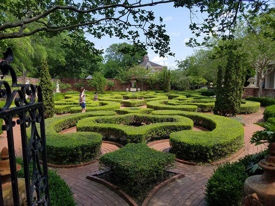 New Bern, Kuzey Carolina: Tyron Palace tour