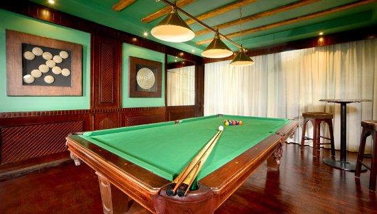 Jaz Dar El Madina: Billiards