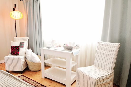 Darling, South Africa: Our Bedroom