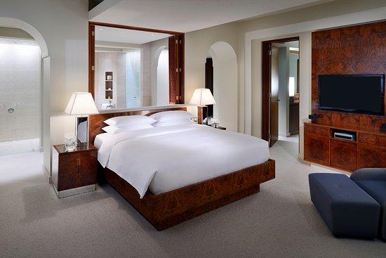 Park Hyatt Dubai: Presidential Suite Bedroom