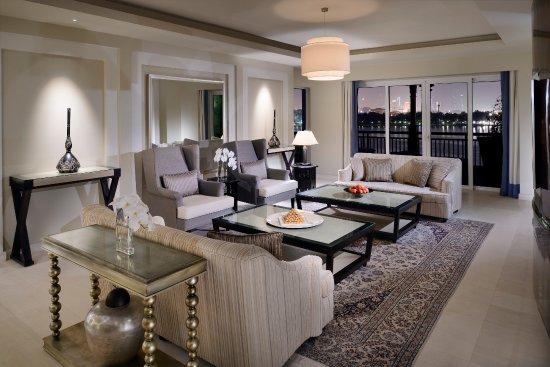 Park Hyatt Dubai: Royal Suite Living Room