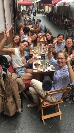 Restaurante albareda 3 en sevilla for Cocinas baratisimas