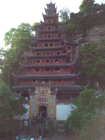 Jianchuan County, Kina: IMG20170504172820_large.jpg