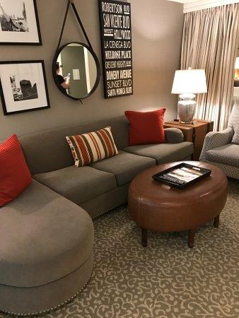 Foto Le Parc Suite Hotel