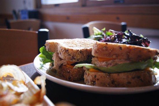 Osceola, WI: House-made Tuna Melt