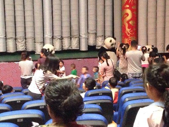 Shichahai Theatre Kung Fu Show