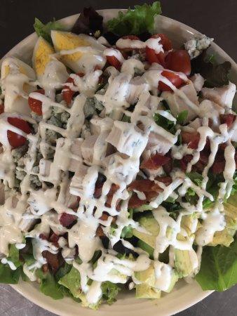 Osceola, Ουισκόνσιν: Cobb Salad