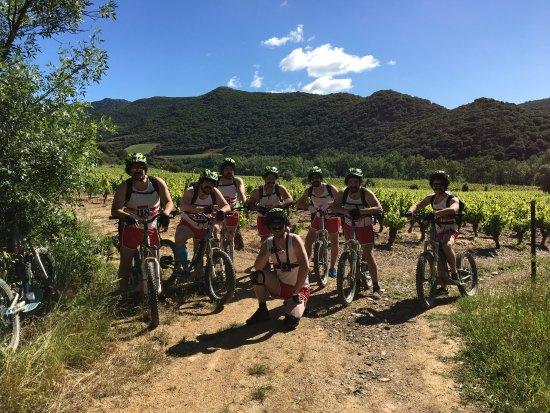 Roquebrun, Frankrike: Deval'Trot début saison 2017