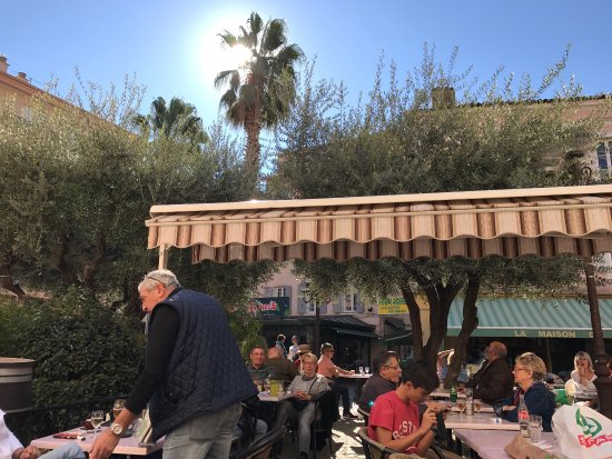 Le Café du Marché Saint-Raphaël