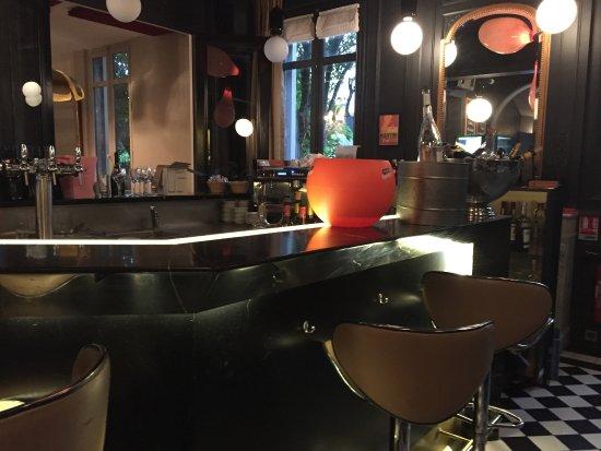 Le Bouscat, Франция: Le bar