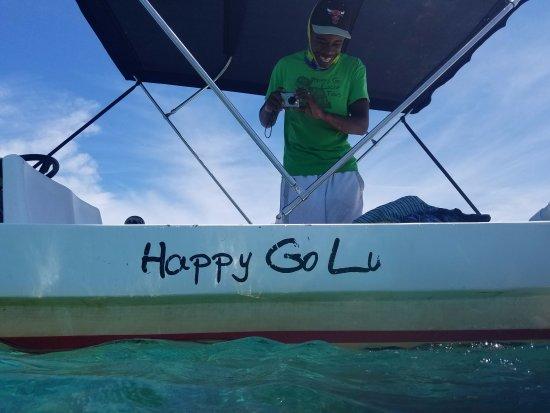 Hopkins, Belice: Happy Go Luckie