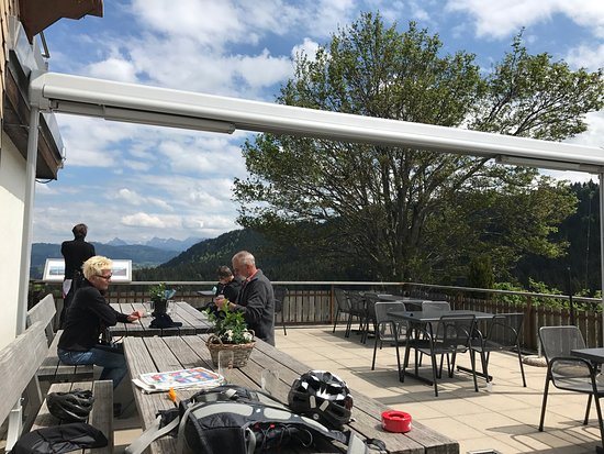 """Schindellegi, سويسرا: Tolles Essen, aufmerksame und liebevolle Bedingung und extra Wünsche werden mit einem """"ja gern"""" """