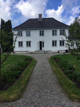 Drammen, Norwegen: Flott parkanlegg