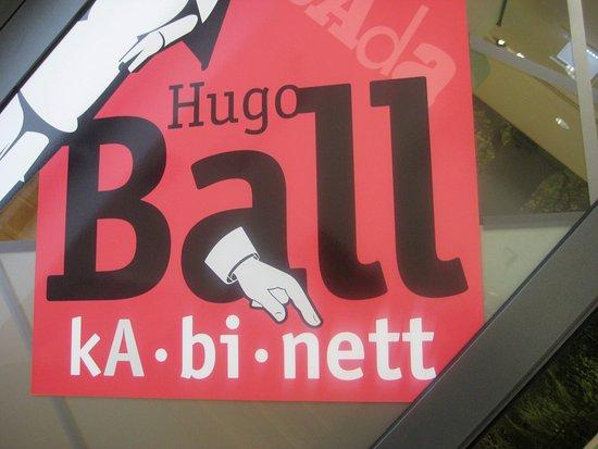 Pirmasens, Allemagne : Hugo-Ball-Kabinett