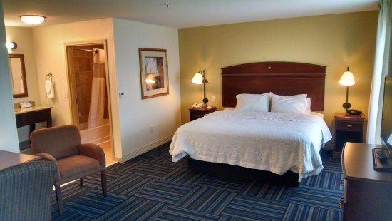 Hampton Inn and Suites Alexandria Bild