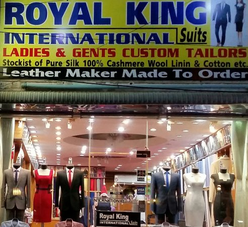 Royal King International Suits