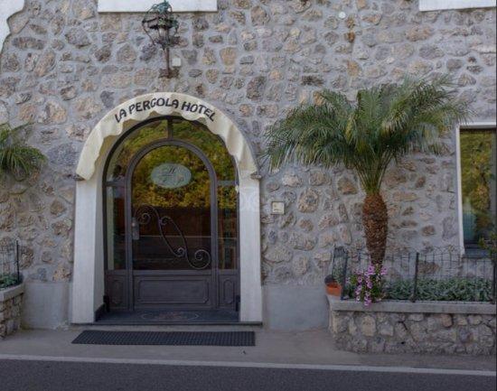 La pergola hotel amalfi costiera amalfitana prezzi for La pergola roma prezzi