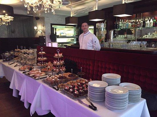 Abcoude, Países Baixos: High tea
