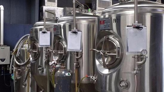 Haddam, คอนเน็กติกัต: Steady Habit Brew System