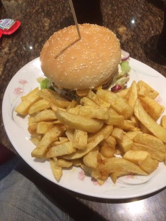 14 Mega And Chips We Also Offer 12 Pounds Zinger Burgers