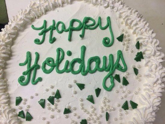 Waterloo, Nowy Jork: Strawberry Layer Cake