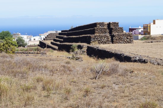Guimar, Spania: Pyramide