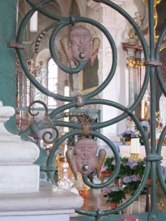 Todtnau, Germany: Todtmoos Wallfahrtskirche