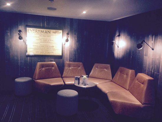 Foyer Seating Area : Everyman cinema esher england omd�men tripadvisor