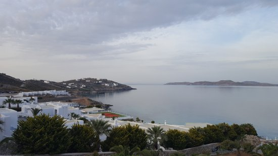 Mykonos Grand Hotel & Resort: View
