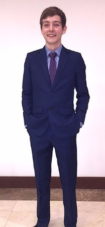 Genesis International Tailors: The suit I had made from Genesis. Stylish with an excellent fit.