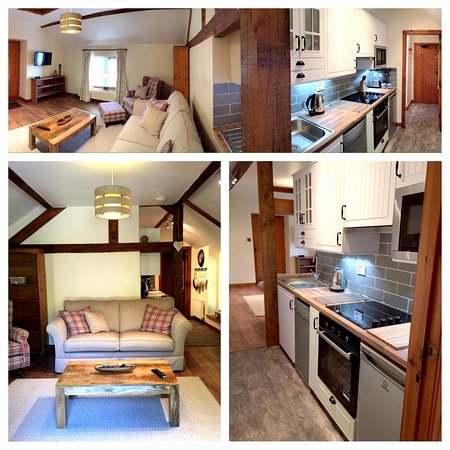Nannerch, UK : The Hayloft - One bed, self catering cottage