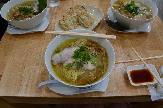 Gobo, Giappone: 塩ラーメン