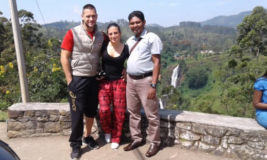 Panadura, ศรีลังกา: Devon Falls