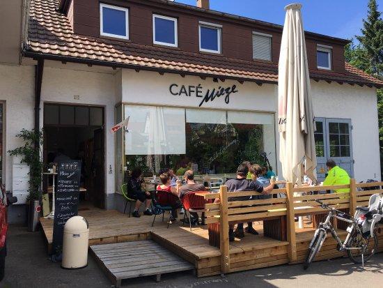 Dettenhausen, Deutschland: Cafe Mieze