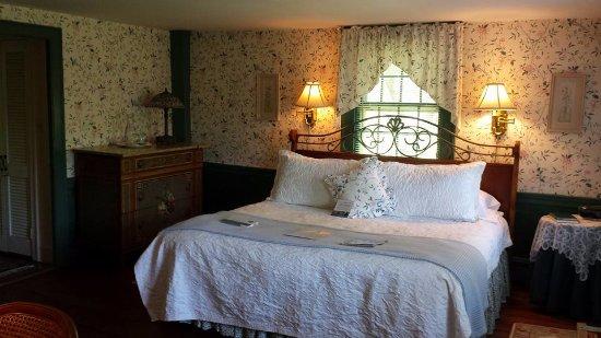 Ledyard, คอนเน็กติกัต: Orchard Room